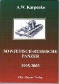 Sowjetisch-russische Panzer (1905-2003)