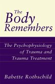 The Body Remembers the Body Remembers: The Psychophysiology of Trauma and Trauma Treatment the Psychophysiology of Trauma and Trauma Treatment