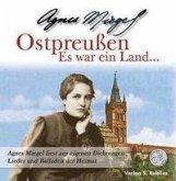 Ostpreußen - Es war ein Land, 1 Audio-CD