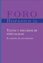 Textos y Discursos de Especialidad - Van Hooft Comajuncosas, Andreu