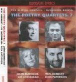 The Poetry Quartets 7: Scottish Poets