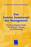 Das Summa Summarum des Management