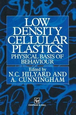Low density cellular plastics