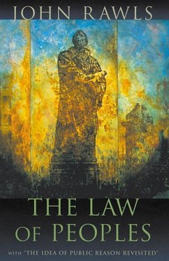 The Law of Peoples - Rawls, John