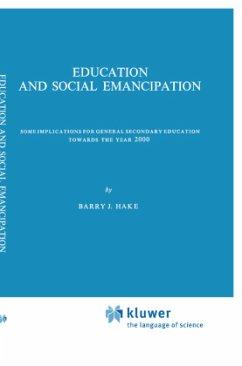 Education and Social Emancipation - Hake, B. J.