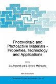 Photovoltaic and Photoactive Materials