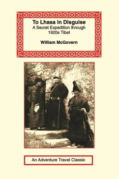 To Lhasa in Disguise - McGovern, William