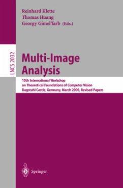 Multi-Image Analysis - Klette, Reinhard / Huang, Thomas / Gimel'farb, Georgy (eds.)