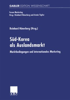 Süd-Korea als Auslandsmarkt