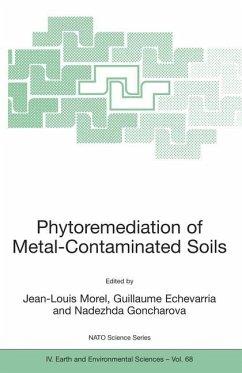 Phytoremediation of Metal-Contaminated Soils - Morel, Jean-Louis / Echevarria, Guillaume / Goncharova, Nadezhda (eds.)