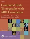 Computed Body Tomography with MRI Correlation