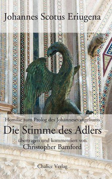 Die Stimme des Adlers - Scotus Eriugena, Johannes