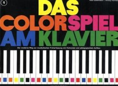 Colorspiel am Klavier