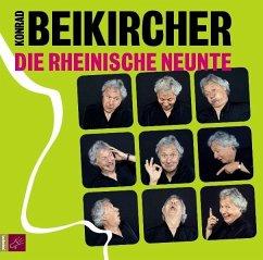 Die rheinische Neunte, 2 Audio-CDs