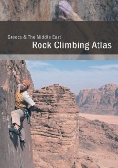 Rock Climbing Atlas, Greece & The Middle East - Groenewegen, Wynand; Berg, Marloes van den