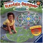 Outdoor Mandala-Designer Romantic Garden