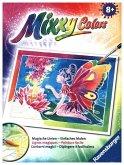 Elfe / Mixxy Colors, Bildgröße 8,5 x 12 cm