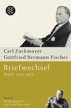Briefwechsel - Zuckmayer, Carl; Bermann Fischer, Gottfried