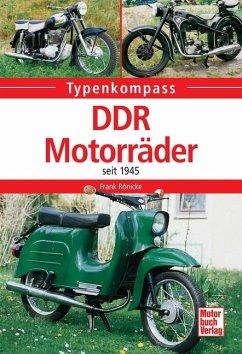 DDR-Motorräder seit 1945 - Rönicke, Frank