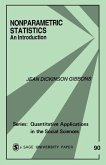 Nonparametric Statistics: An Introduction