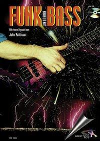 Funk Bass, m. CD-Audio