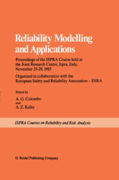 Reliability Modelling and Applications - Colombo, A.G. (ed.) / Keller, Alfred Z.