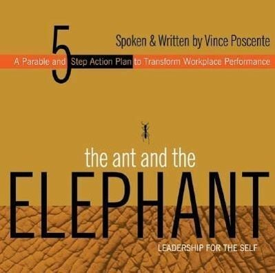 The ant and the elephant vince poscente