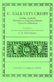 Sallust Catilina, Iugurtha, Historiarum Fragmenta Selecta; Appendix Sallustiana