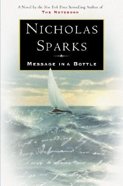Message in a Bottle von Nicholas Sparks - englisches Buch ...