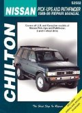 Nissan Pick-Ups And Pathfinder (89 - 95)