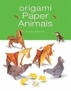 Origami Paper Animals - Boursin, Didier