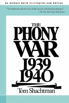 The Phony War 1939-1940
