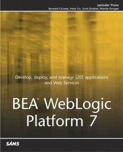 Bea Weblogic Platform 7