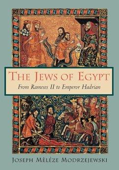 The Jews of Egypt - Modrzejewski, Joseph Mélèze