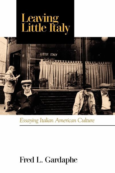 american american culture culture essaying italian italian italy leaving little Italian-american heritage - growing up in a multicultural family steven j leaving little italy: essaying italian american culture.