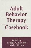 Adult Behavior Therapy Casebook