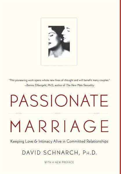 David schnarch passionate marriage