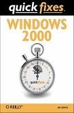 Quick Fixes Windows 2000