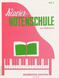 Klavier-Notenschule 2