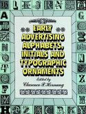 Early Advertising Alphabets, Initials and Typographic Ornaments