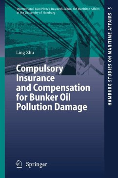 Compulsory Insurance and Compensation for Bunker Oil Pollution Damage - Zhu, Ling