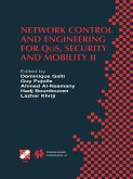 Network Control and Engineering for QoS, Security and Mobility