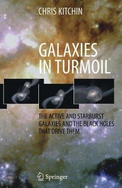 Galaxies in Turmoil - Kitchin, Chris