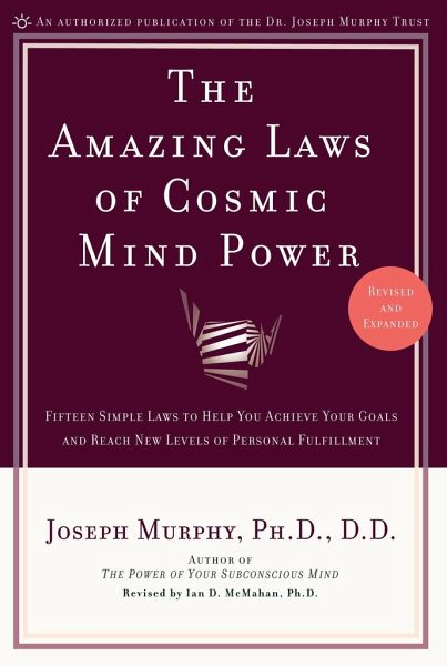 The amazing laws of cosmic mind power by joseph murphy download