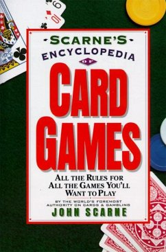 Scarne's Encyclopedia of Card Games - Scarne, John
