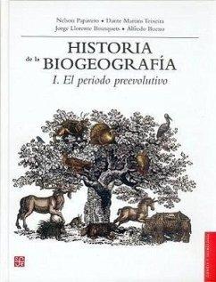 Historia de La Biogeografia - Papavero, N.