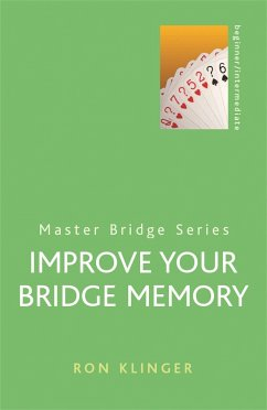 Improve Your Bridge Memory - Klinger, Ron