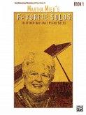 Martha Mier's Favorite Solos, Bk 1: 10 of Her Original Piano Solos