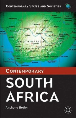 Contemporary South Africa - Butler, Anthony