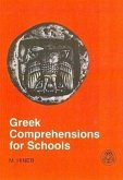 Greek Comprehensions for Schools